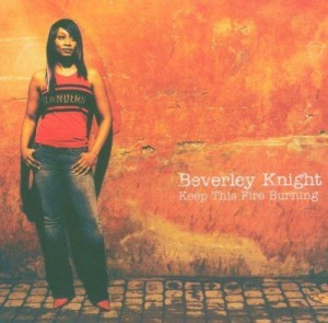 Audio CD Beverley Knight. Keep This Fire Burning