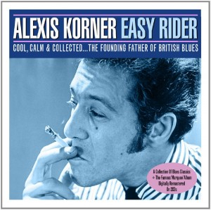 Audio CD Alexis Korner. Easy Rider