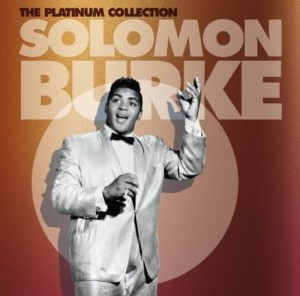 Audio CD Solomon Burke. The Platinum Collection