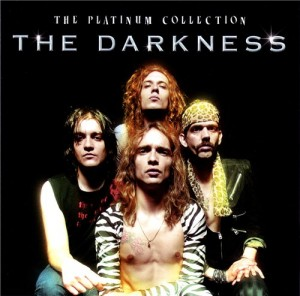 Audio CD The Darkness. The Platinum Collection