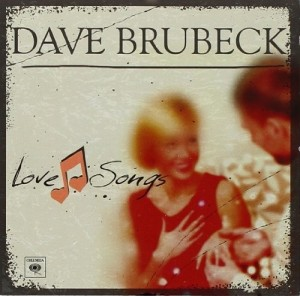 Audio CD Dave Brubeck. Dave Brubeck. Love Songs