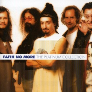 Audio CD Faith No More. The Platinum Collection