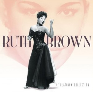Audio CD Ruth Brown. The Platinum Collection