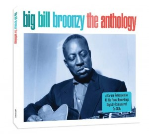 Audio CD Big Bill Broonzy. The Anthology