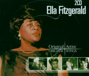 Audio CD Ella Fitzgerald. Original Songs