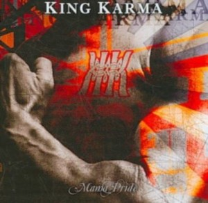 Audio CD King Karma. Mama's Pride