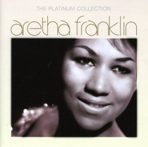 Audio CD Aretha Franklin. The Platinum Collection
