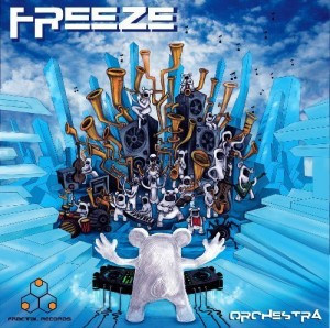 Audio CD Freeze. Orchestra