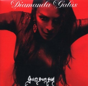 Audio CD Diamanda Galás. Guilty Guilty Guilty