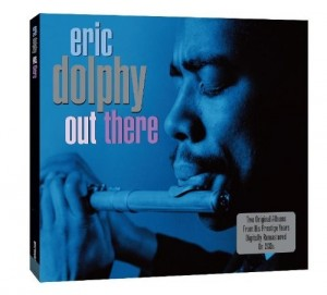 Audio CD Eric Dolphy. Out There