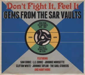 Audio CD Сборник. Don'T Fight It, Feel It. Gems From The Sar Vaults 59-62