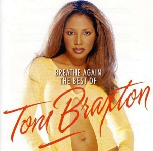 Audio CD Toni Braxton. Breathe Again. The Best Of