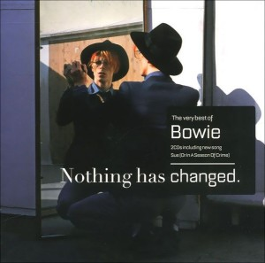 Audio CD David Bowie. Nothing Has Changed (The Very Best Of Bowie)