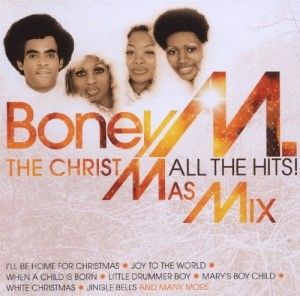 Audio CD Boney M. The Christmas Mix