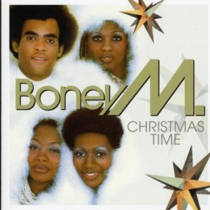 Audio CD Boney M. Christmas Time