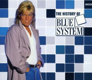Audio CD Blue System. The History Of Blue System
