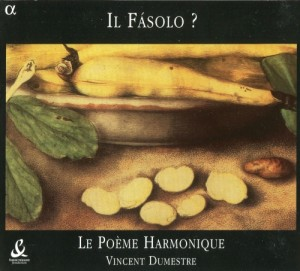 Audio CD Various Composers. 'Il Fasolo?': 17Th Century Music