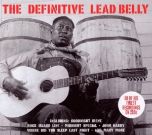 Audio CD Lead Belly. Definitive Lead Belly