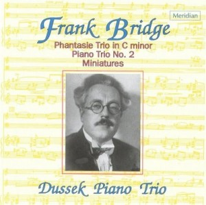 Audio CD Frank Bridge. Piano Trios