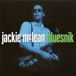 Audio CD Jackie Mclean. Bluesnik