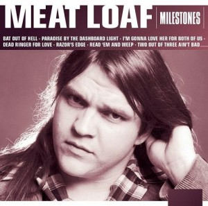 Audio CD Meat Loaf. Milestones