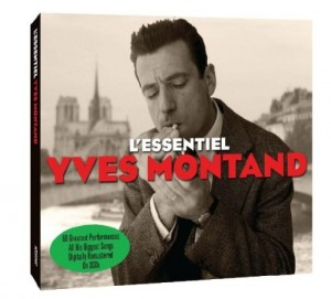 Audio CD Yves Montand. L'Essentiel