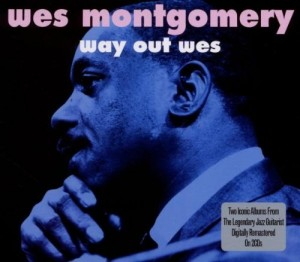 Audio CD Wes Montgomery. Way Out Wes