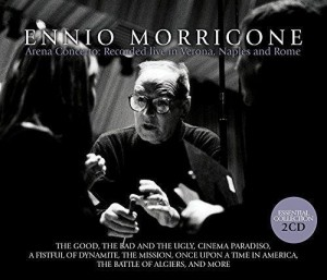 Audio CD Ennio Morricone. French Titles. Ennio Morricone