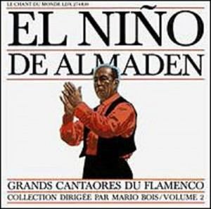 Audio CD Great Masters Of Flamenco Series. El Nino De Almaden