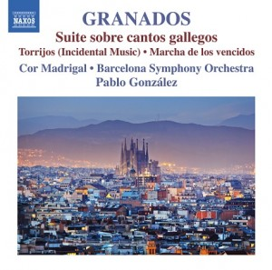 Audio CD Granados: Orchestral Works, Vol. 1