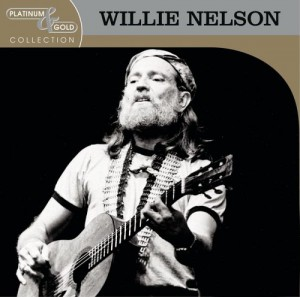 Audio CD Willie Nelson. The Platinum Collection