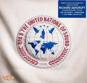Audio CD Richard Ashcroft. The United Nations Of Sound