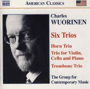 Audio CD Group For Contemporary Music. 6 Trios