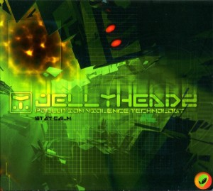 Audio CD Jelly Headz. Pollution Violence Technology