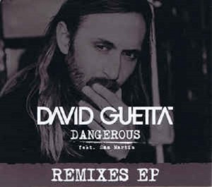 Audio CD David Guetta Feat. Sam Martin. Dangerous (Remixes EP)