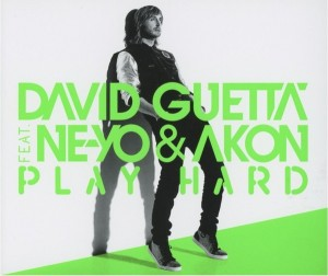 Audio CD David Guetta Feat. Ne-Yo & Akon. Play Hard