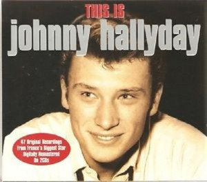 Audio CD Johnny Hallyday. This Is