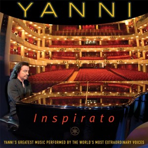 Audio CD Yanni. Inspirato