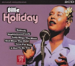 Audio CD Billie Holiday. Solitude Emotions