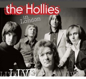 Audio CD The Hollies. In London Live