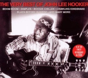 Audio CD John Lee Hooker. Very Best Of