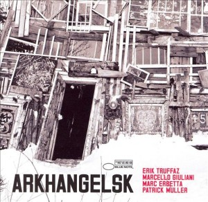 Audio CD Erik Truffaz. Arkhangelsk