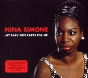 Audio CD Nina Simone. My Baby Just Cares For Me