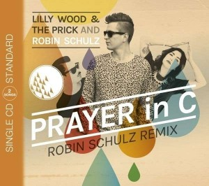Audio CD Lilly Wood & The Prick And Robin Schulz. Prayer In C