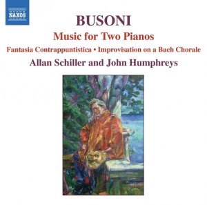Audio CD Ferruccio Busoni. Music For Two Pianos