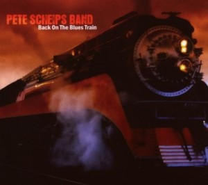 Audio CD Pete Scheips. Back On The Blues Train