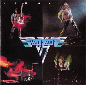 Audio CD Van Halen. Van Halen