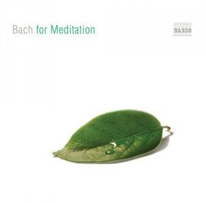 Audio CD Various. Bach for Meditation