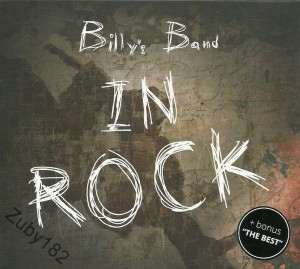 Audio CD BILLY`S BAND. In Rock + Best