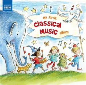 Audio CD Various. My First Classical Music Album